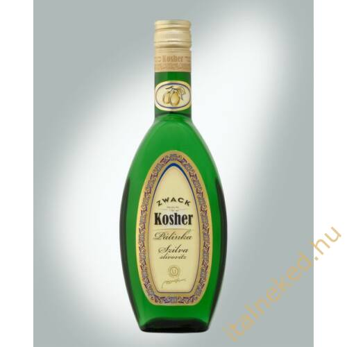 Kosher Szilva pálinka (40%) 0,5 l