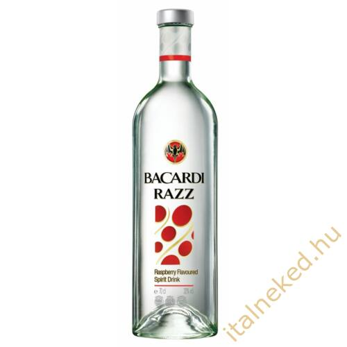 Bacardi Razz Rum (32%) 0,7