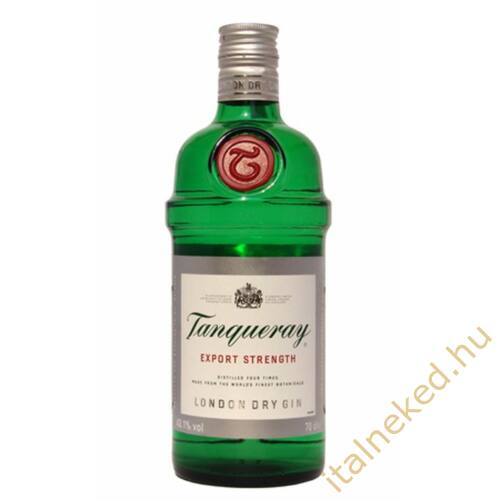 Tanqueray London Dry Gin (43,1%) 0,7 l