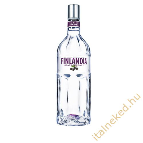 Finlandia Blackcurrant Vodka (37,5%) 0,7 l