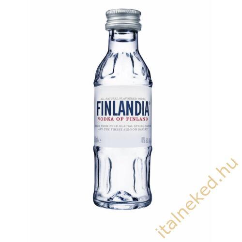 Finlandia vodka mini (40%) 0,05 l