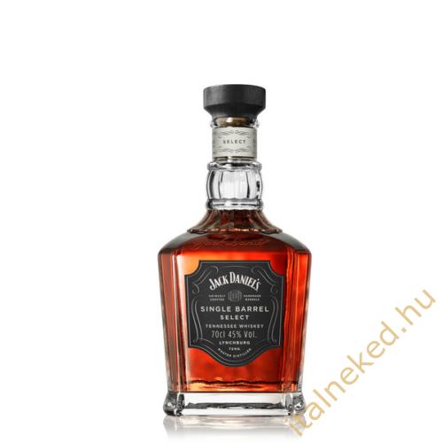 Jack Daniels Single Barrel Whiskey (45%) 0,7 l