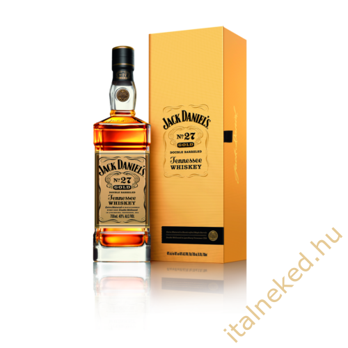 Jack Daniels Gold 27 (40%) 0,7l
