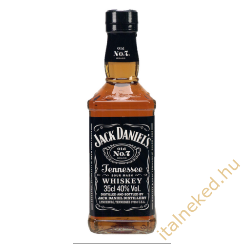 Jack Daniels whiskey mini (40%) 0,05 l