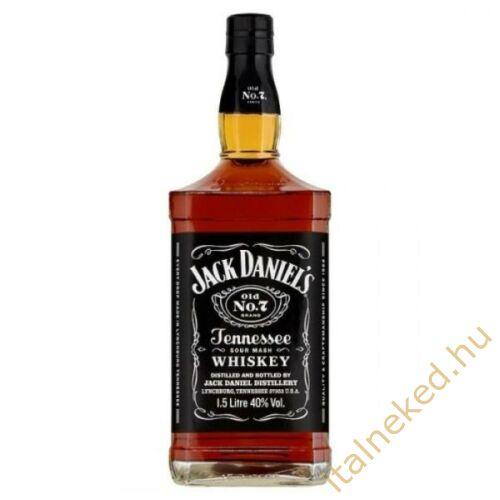 Jack Daniels whiskey (40%) 1,5 l