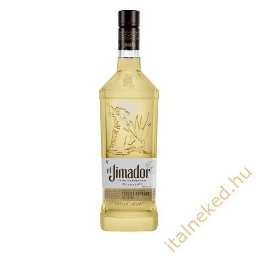 El Jimador Reposado Tequila (38%) 1 l