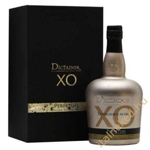 Dictador XO Perpetual  rum 0,7l (40%)