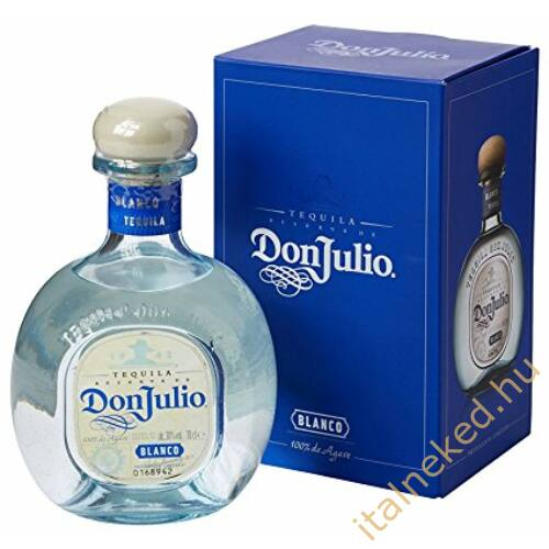 Don Julio Blanco Tequila (38%) 0,7 l