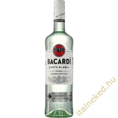 Bacardi Superior Carta Blanca Rum (37,5%) 0,5 l