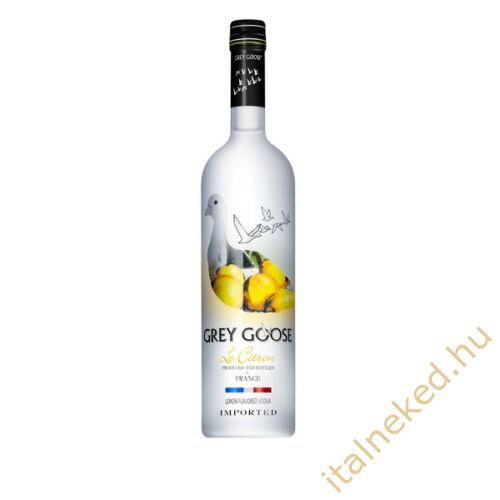 Grey Goose Citrom-vodka (40%) 1 l
