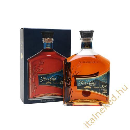 Flor De Cana 18 year old Centenario Rum 0,7l (40%)