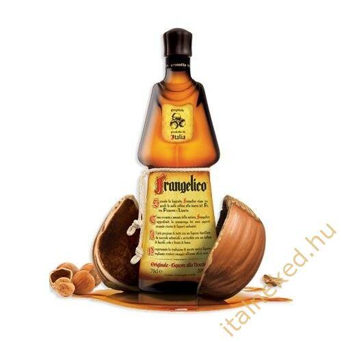 Frangelico Mogyoró Likőr (20%) 0,7 l