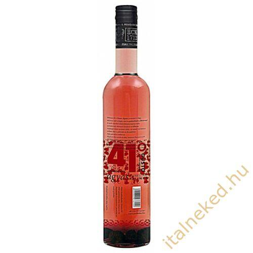 Gusto Ágyas Szomolyai cseresznye pálinka (41%)  0,5 l