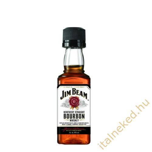 Jim beam whiskey mini (40%) 0,05 l