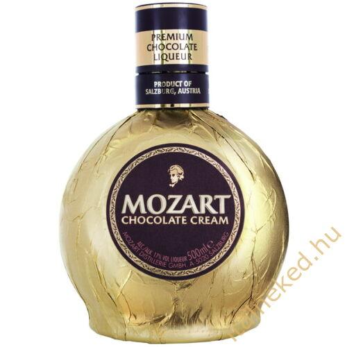 Mozart Gold liquer likőr (17%) 0,5 l