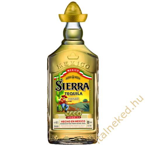 Sierra Reposado tequila (38%) 0,35 l