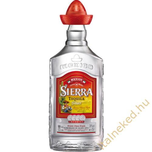 Sierra Silver tequila (38% ) 0,35 l