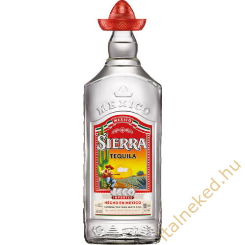 Sierra Silver Tequila (38%) 1,5 l