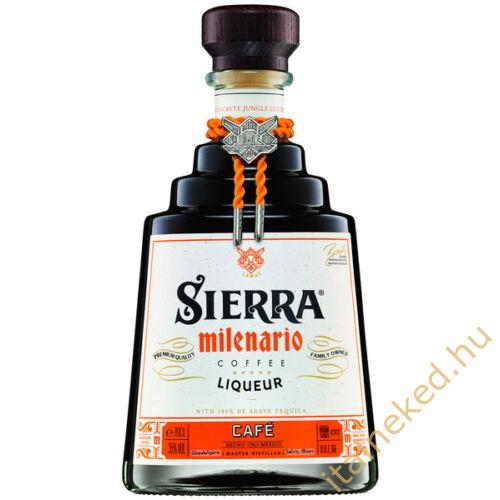 Sierra Milenario Cafe Tequila (41,5%) 0,7 l