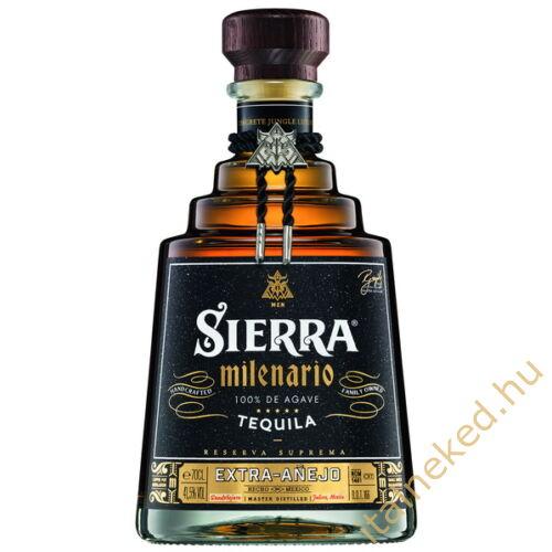 Sierra Milenario Extra Anejo Tequila (41,5%) 0,7 l