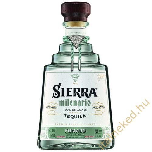 Sierra Milenario Fumado Tequila (41,5%) 0,7 l