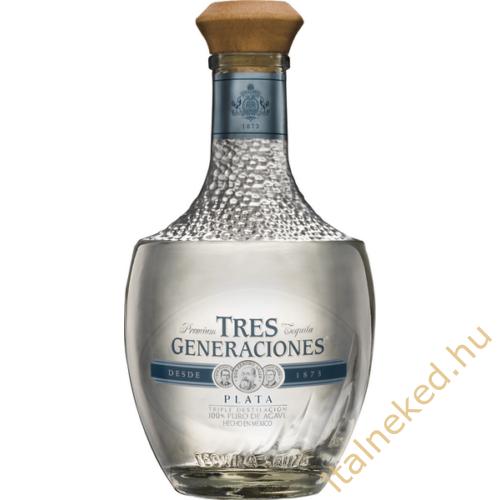 Sauza Tres Generaciones Plata Tequila (38%) 0,7 l