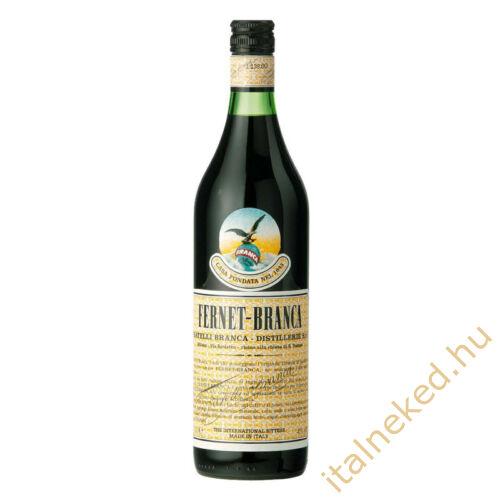 Fernet Branca Fratelli gyomorkeserű (39%) 0,7 l