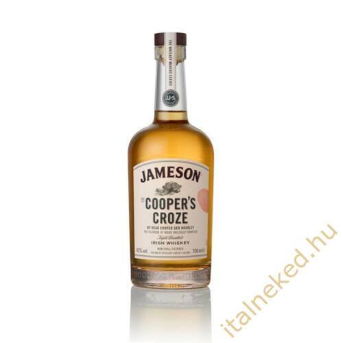 Jameson Cooper's Croze Whiskey (40%) 0,7 l