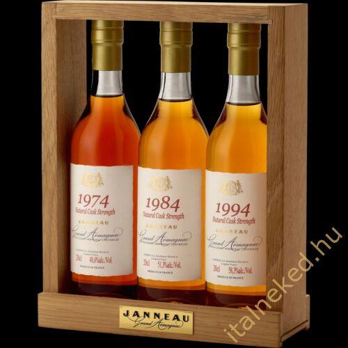 Janneau Armagnac 1994 konyak (43%) 0,7 l