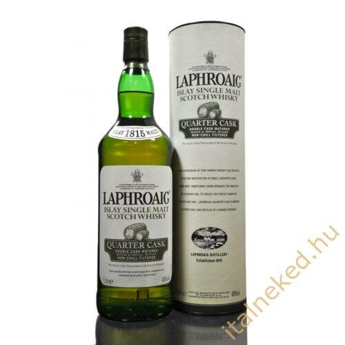 Laphroaig Quarter Cask Whisky (48%) 0,7 l