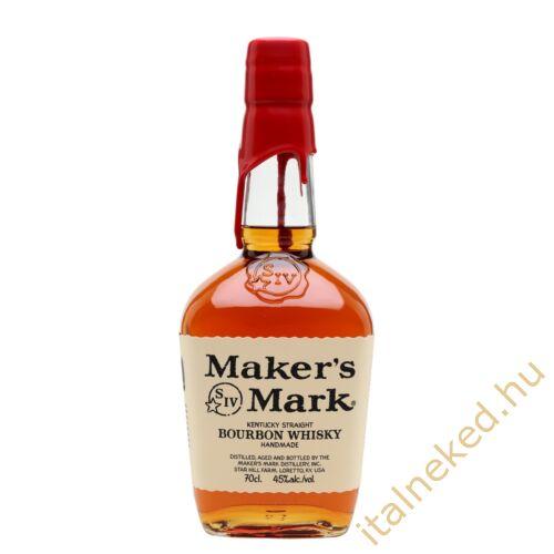 Maker's Mark Whisky (45%) 0,7 l