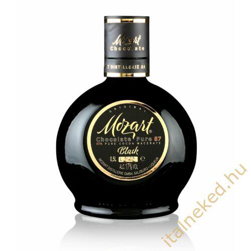 Mozart Black-Chocolate likőr (17%) 0,5 l