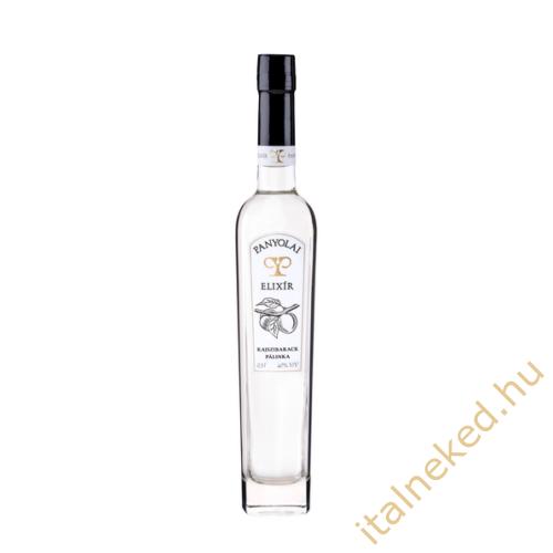 Panyolai Elixír Bodza pálinka (40%) 0,35 l