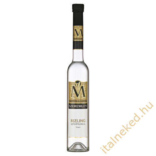 Márton szeremley rizling szőlő pálinka (40%) 0,35 l