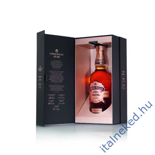 Chivas Regal Ultis Whisky (40%) 0,7 l