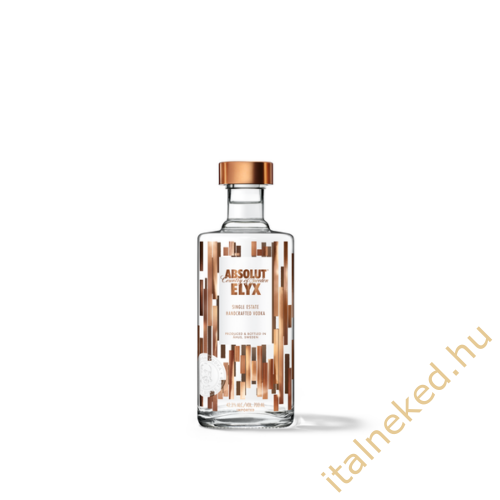 Absolut Elyx Vodka (42,3%) 0,7 l