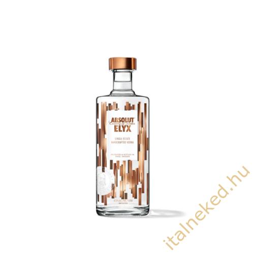 Absolut Elyx Vodka (42,3%) 1 l