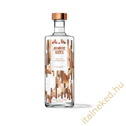 Absolut Elyx Vodka (42,3%) 1,5 l