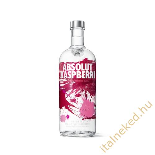 Absolut Raspberri (Málna) Vodka 0,7l 40%