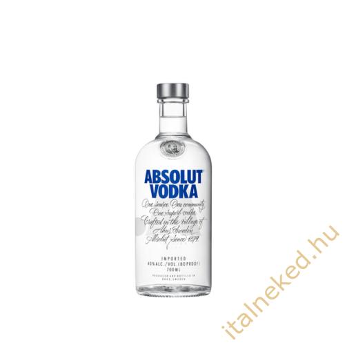 Absolut Blue Vodka (40%) 0,7 l