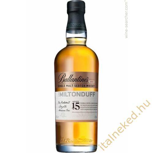 Ballantine's 15yr Miltonduff Whisky (40%) 0,7l