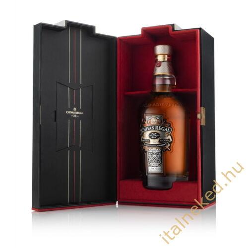 Chivas Regal 25 Year Old Whisky ( 40%) 0,7 l