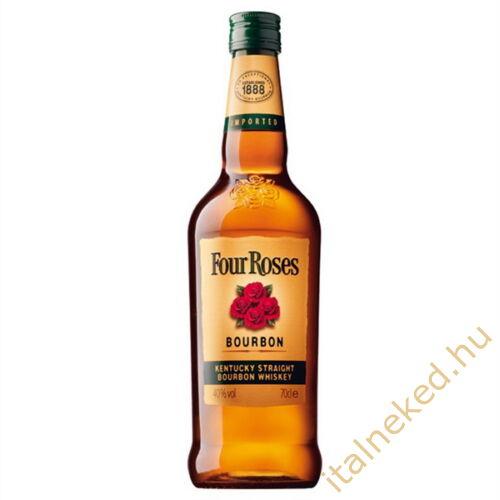 Four Roses whisky (40%) 1 l