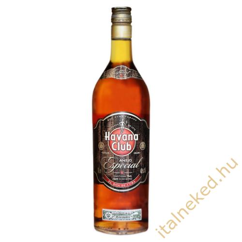 Havana Club Especial Rum (40%) 1 l