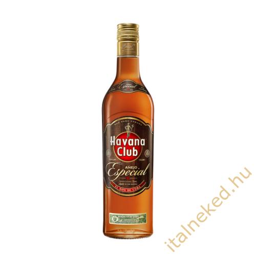 Havana Club Especial Rum (40%) 0,7 l