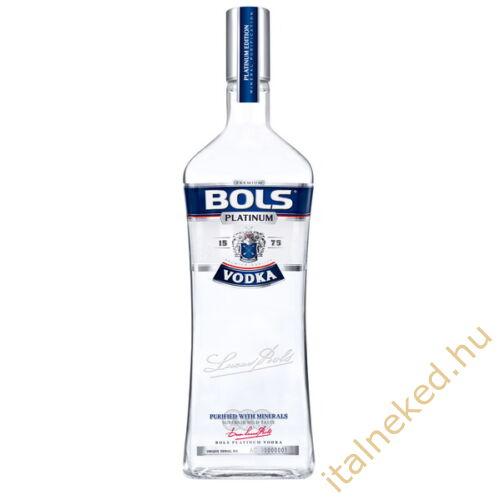 Bols Platinum vodka (40%) 0,5l
