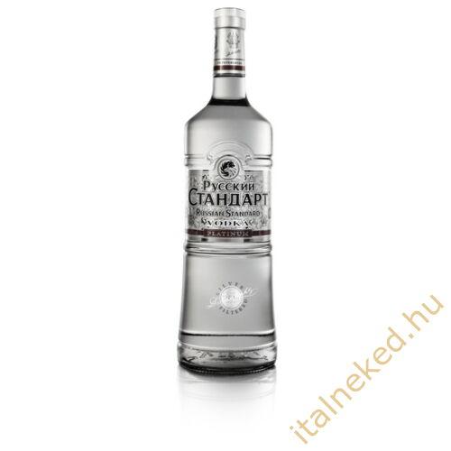 Russian Standard Platinum vodka (40%) 1 l