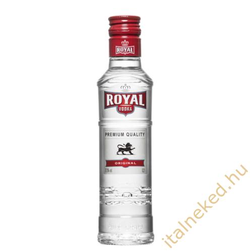 Royal Vodka (37,5%) 0,2 l