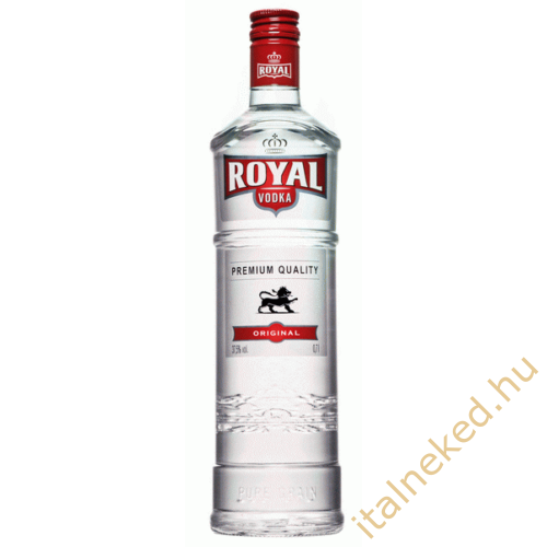 Royal vodka (37,5%) 0,7 l