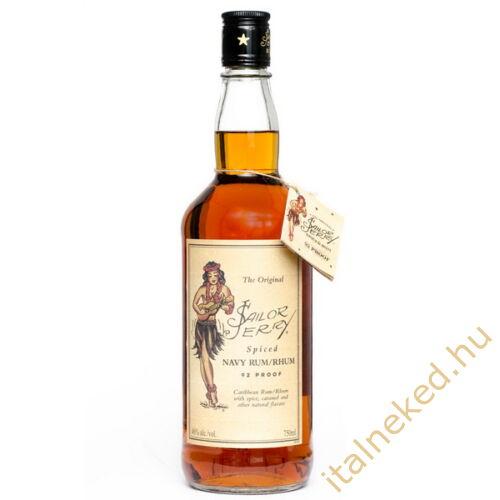Sailor Jerry Spiced Rum (40%) 0,7 l